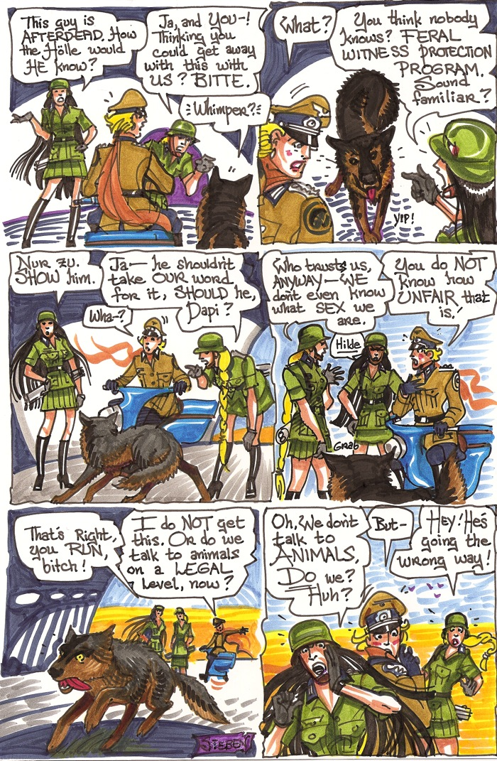 Musswolf One, Page 7