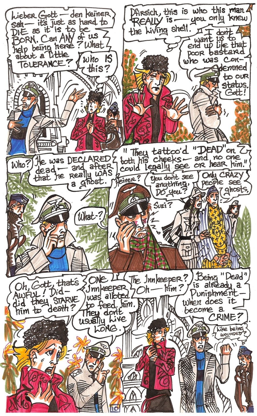 Inauguration, Page 10