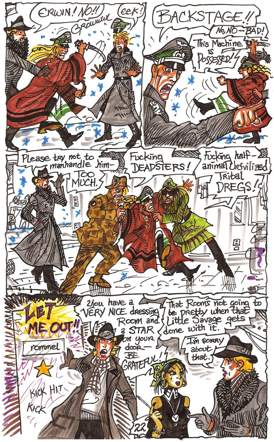 Inauguration, Page 22